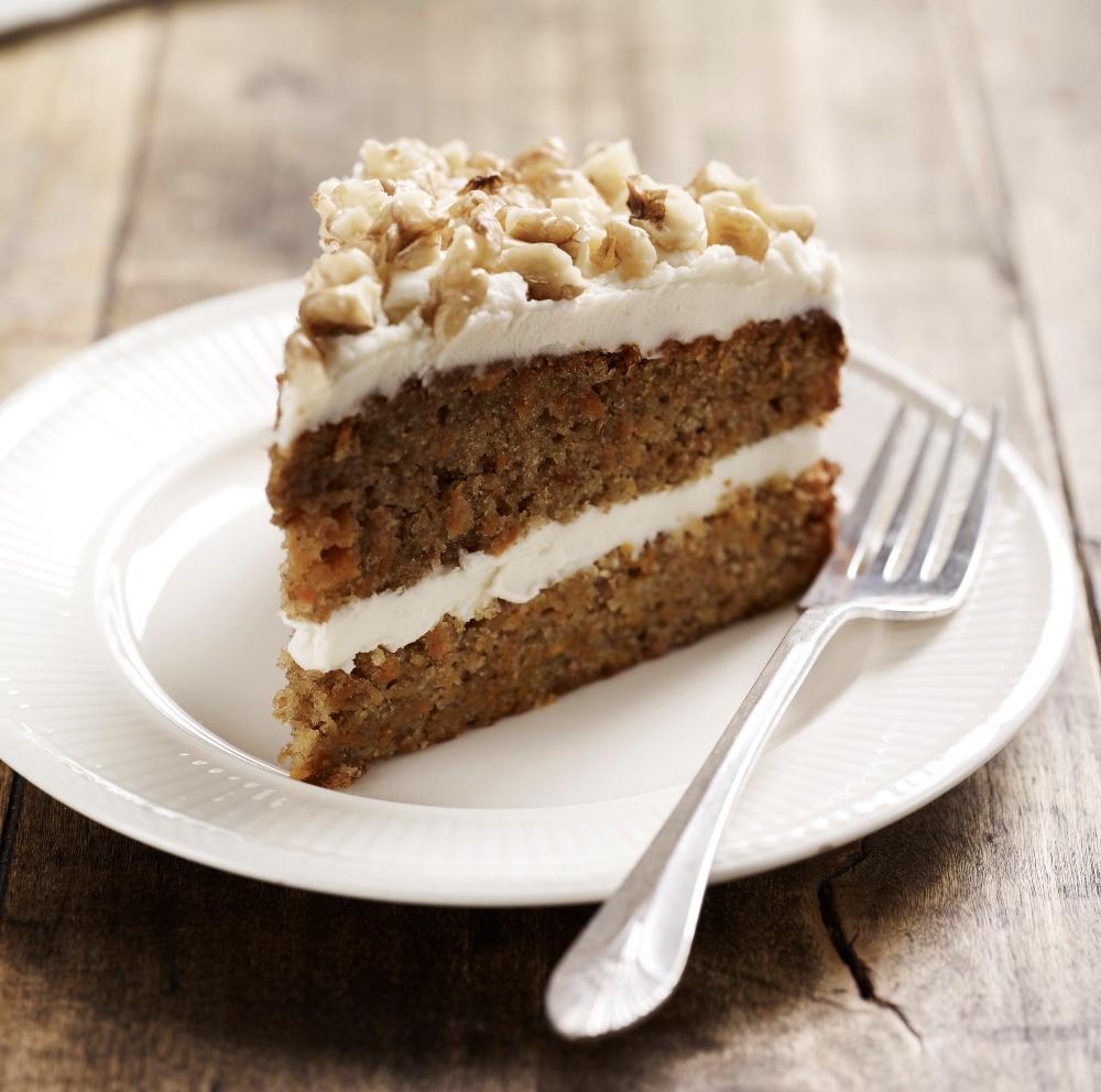 Mary berry carrot cake recipe