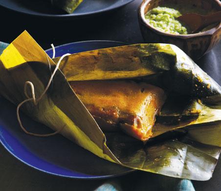 Puerto Rican Pasteles (Pasteles Puertorriqueños) Recipe